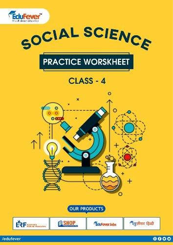 Class 4 Social Science Practice Worksheet