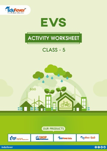 CBSE Class 5 EVS Activity Worksheets