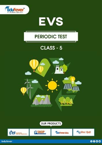 CBSE Class 5 EVS Periodic Test
