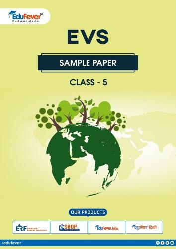 CBSE Class 5 EVS Sample Paper