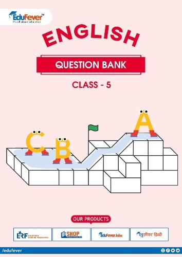 Class 5 English Question Bank