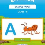 Class 5 English Sample Paper