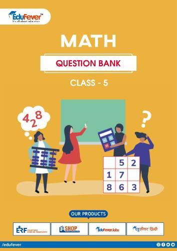 CBSE Class 5 Maths Question Bank