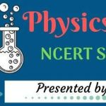 **Download Free Class 11th Physics Part 1 NCERT Solutions 2020-21 in PDF