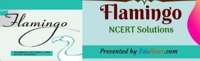 Class 12 English (Flamingo) NCERT Solutions
