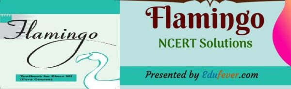 Class 12 English (Flamingo) NCERT Solutions